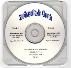 Audio CD: Southwest Radio Church Interview with Dr. Allan Walker